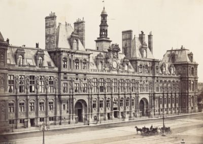 巴黎歷史 Histoire de Paris 市镇大厅 Hôtel de ville