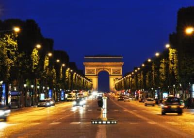 巴黎歷史 Histoire de Paris 巴黎凯旋门 Arc de Triomphe
