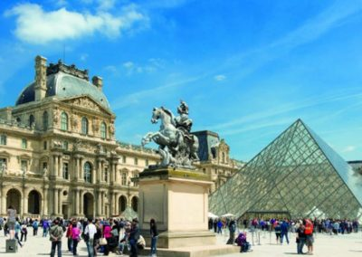 巴黎歷史 Histoire de Paris Le Louvre