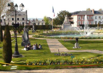法国波尔多 Bordeaux-jardin