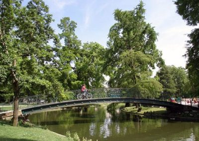 法国波尔多 Bordeaux-jardin_public