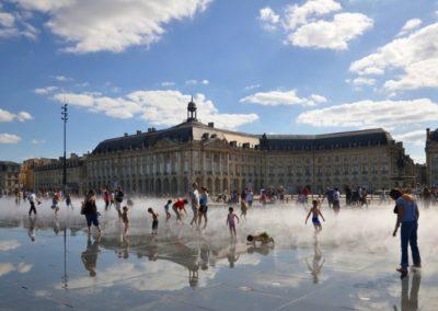 法国波尔多 Bordeaux-miroir-d'eau