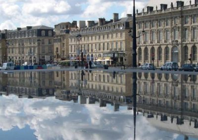 法国波尔多 Bordeaux_panoramique