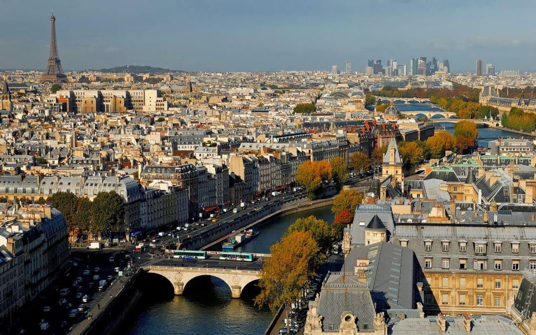 法国的著名城市 Villes célèbres de France