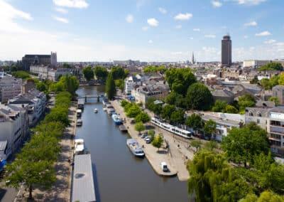 法国的著名城市 : 南特 (Nantes)—度假新贵