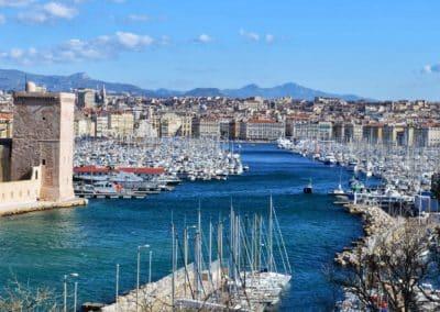法国的著名城市 :  马赛(MARSEILLE)