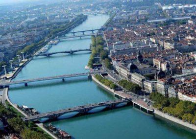 法国的著名城市 : 里昂 (Lyon)