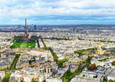 法国的著名城市 : 巴黎 (Paris)