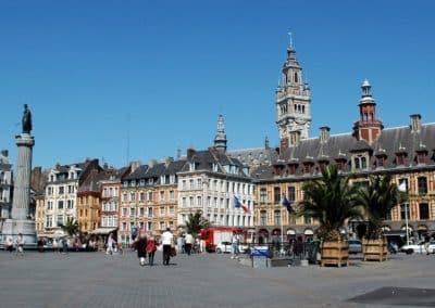法国的著名城市 : 里尔 (Lille)