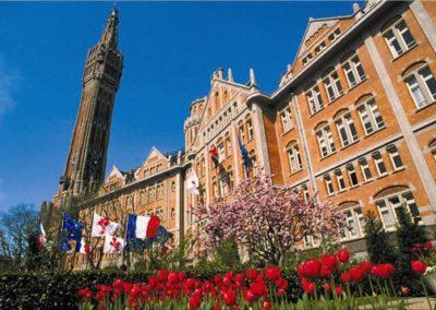 法国里尔-Lille-mairie