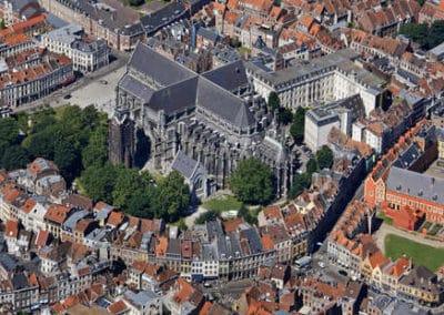 法国里尔-Lille- Cathédrale Notre Dame de la Treille