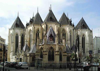 法国里尔-Lille-Eglise_saint_maurice