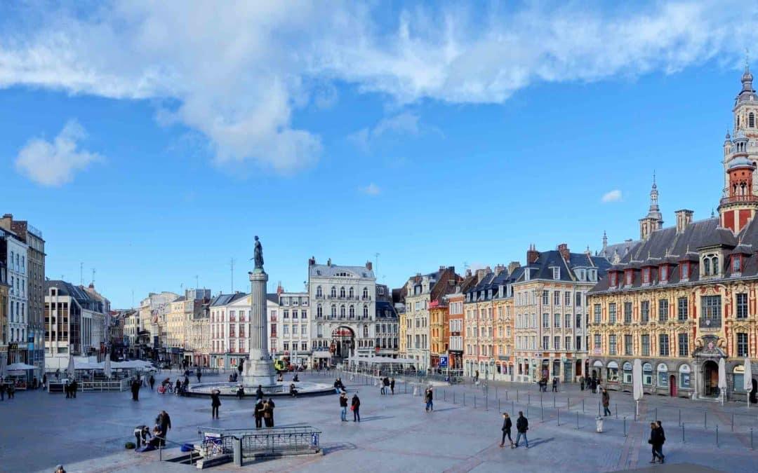 法国里尔 Lille
