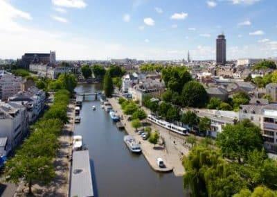 法国南特 Nantes l'Erdre
