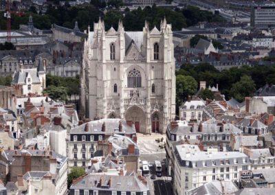 法国南特 Nantes-cathédrale