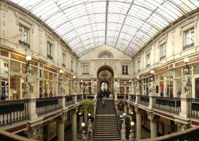 法国南特 Nantes-Passage_pommeraye