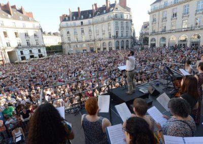 法国南特 Nantes-chante