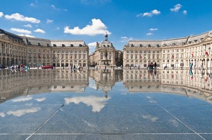 Palais de la Bourse 法国波尔多 Bordeaux, France