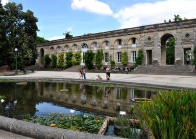 jardin-botanique-法国波尔多 Bordeaux