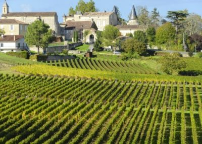 法国波尔多 Bordeaux-saint-Emilion