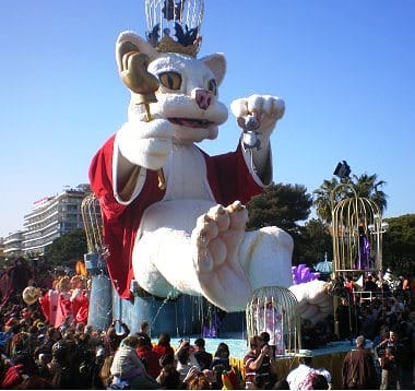 法国尼斯 Nice - carnaval