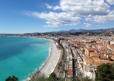 法国尼斯 Nice-Promenade des Anglais