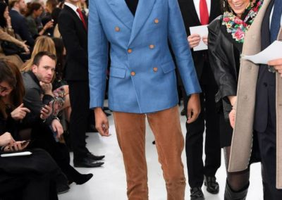 司徒迈 Stromae - Fashion Week Paris