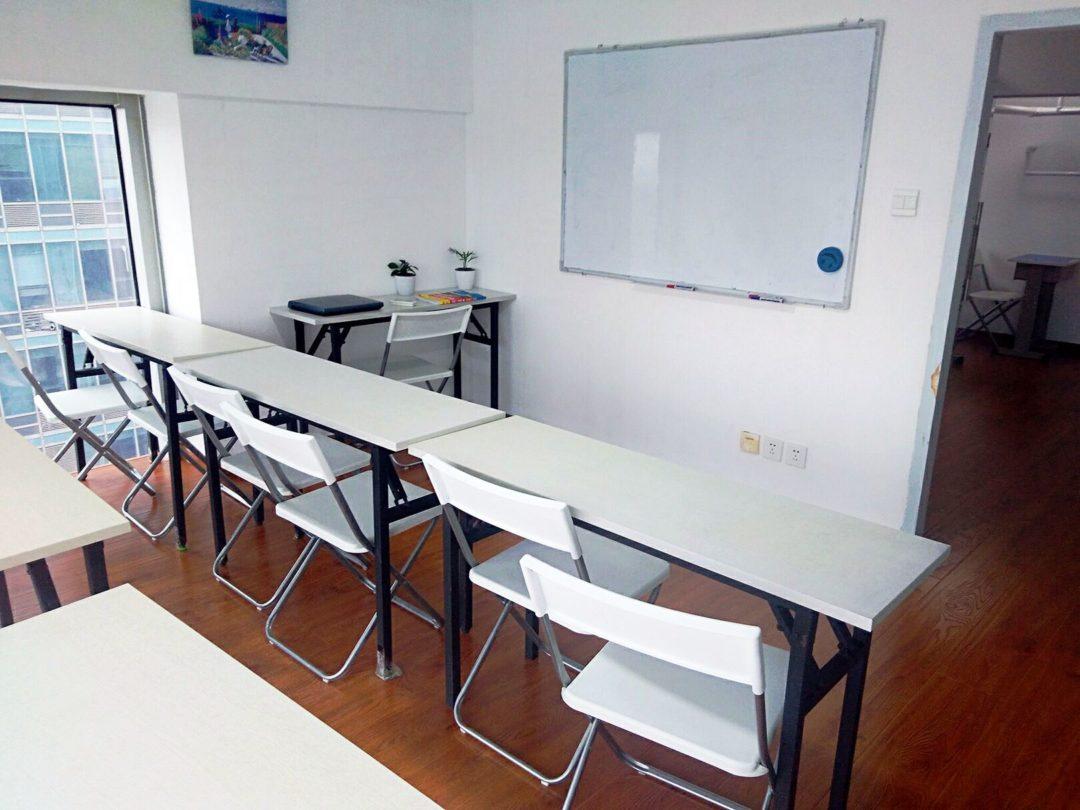 大连市中山区香榭里B座-大连法语和威尔乐法国留学服务